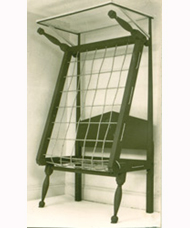 Half-Headed Folding Bed