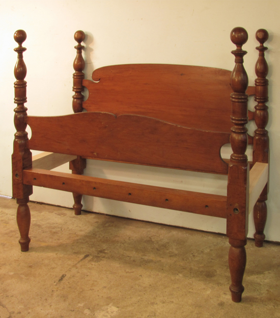 antique beds for sale Canon Ball Bed B 17 antique beds for sale